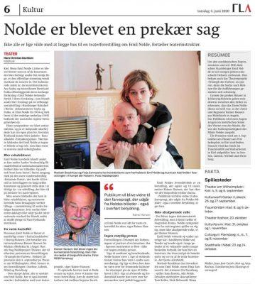 Flensborg Avis 4.6.2020
